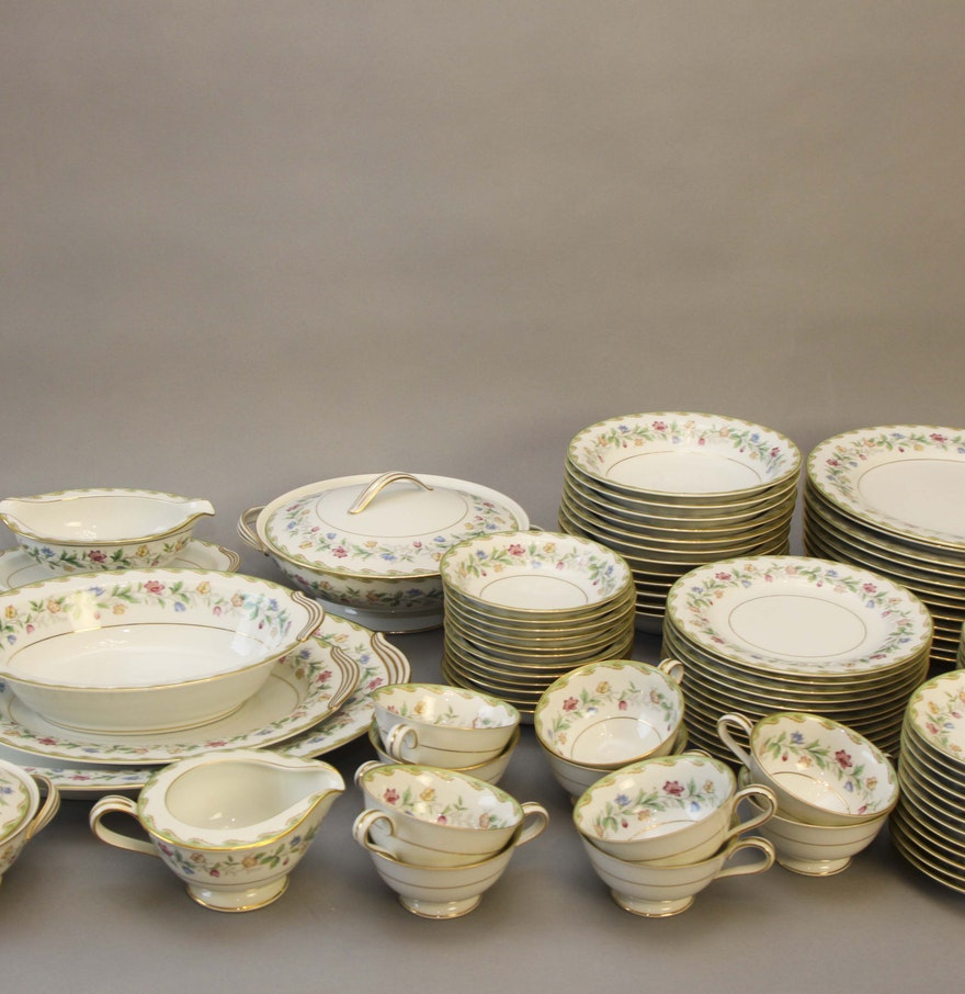from Huxley dating noritake china patterns
