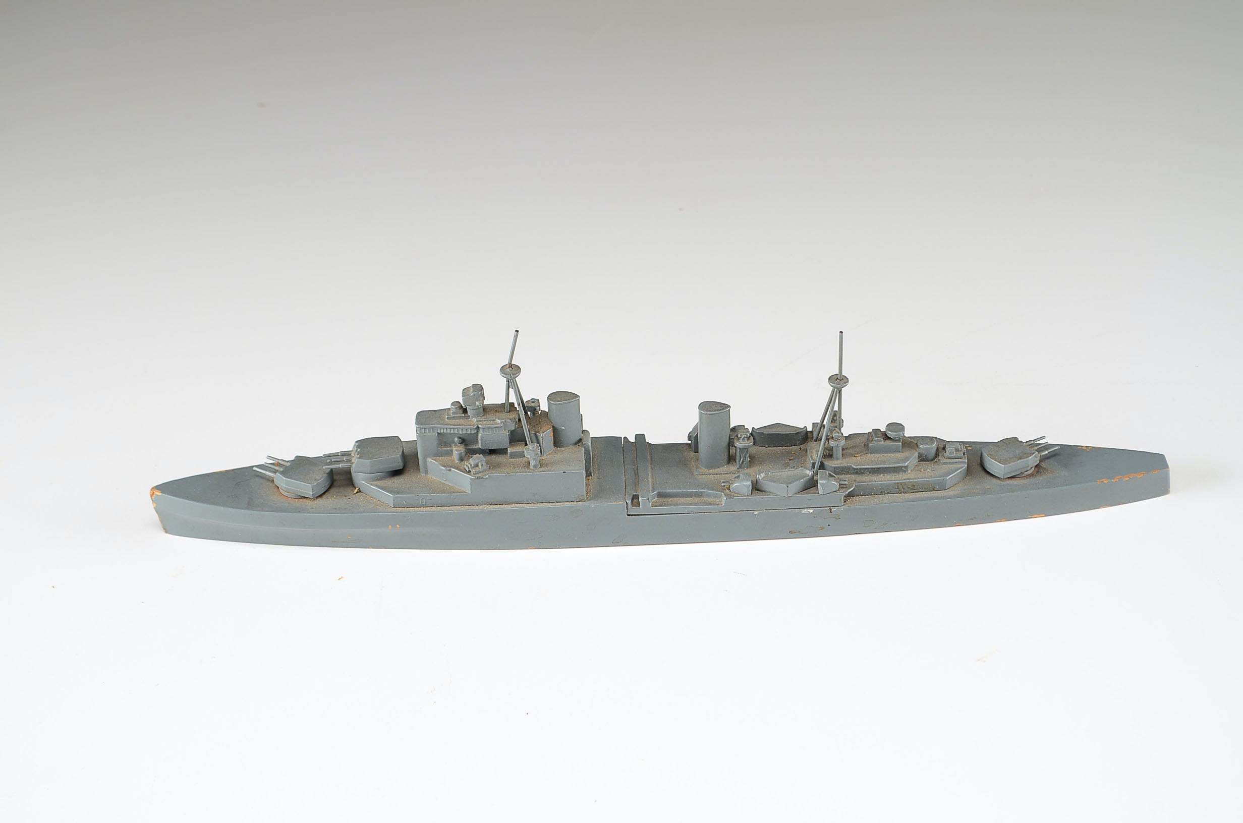 WWII Ship Identification Models : EBTH
