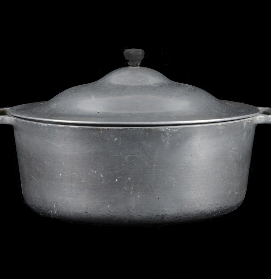 Vintage Majestic Cookware Dutch Oven : EBTH