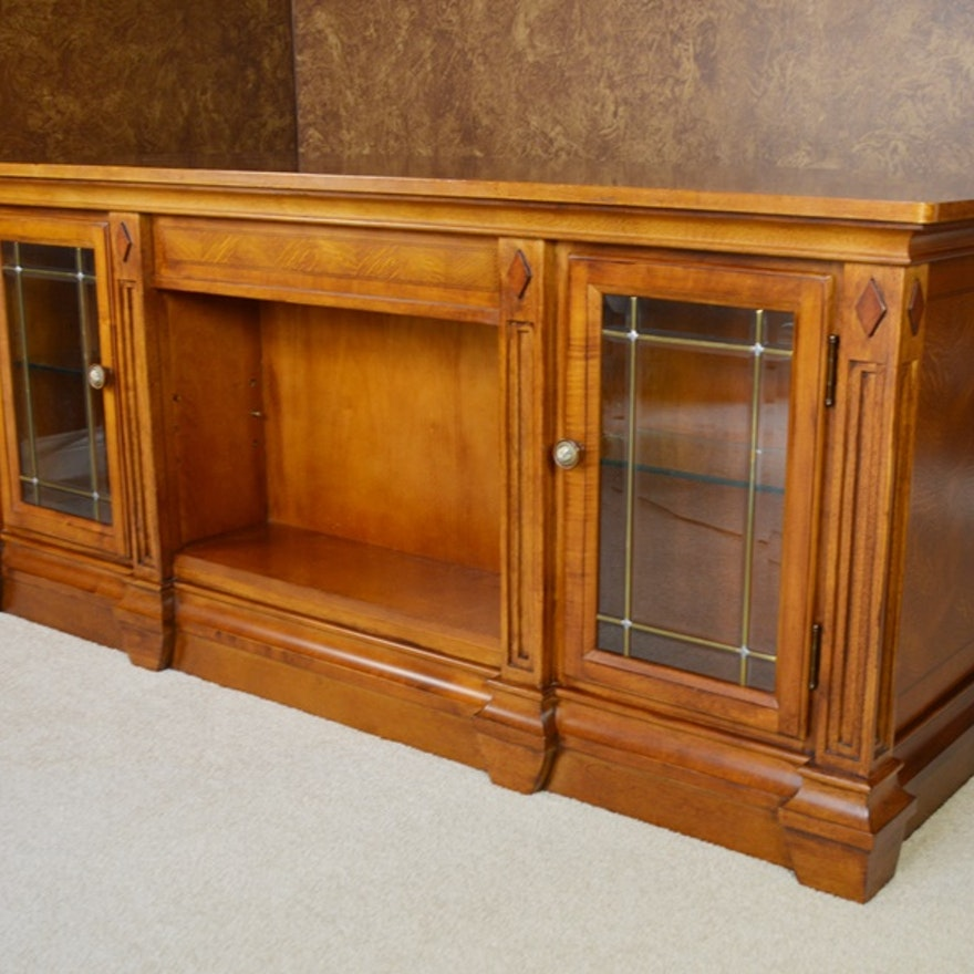 Alexander Julian At Home Collection Executive Desk Ebth