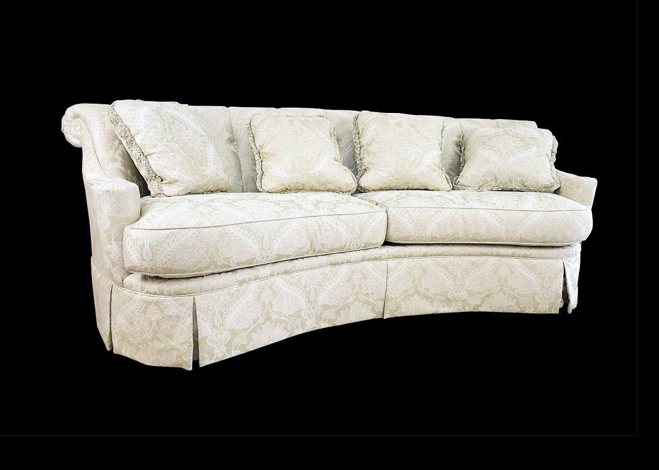 Tan Riviera Sofa By Thomasville ...