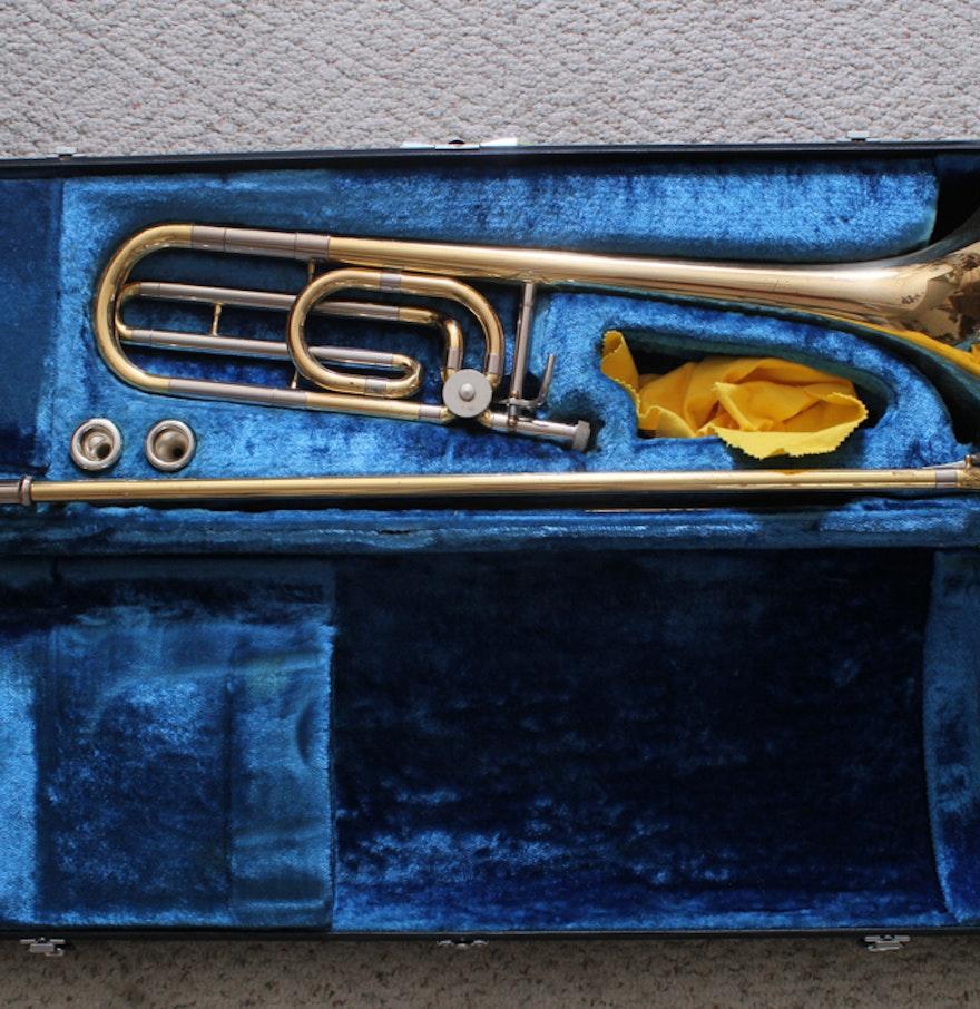 Yamaha Trombone Case Dimensions