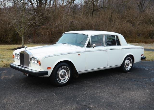 1974 Rolls-Royce Silver Shadow Sedan