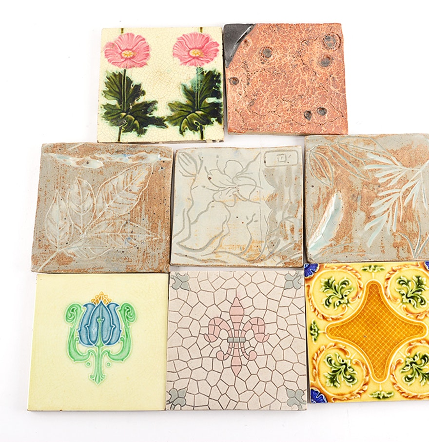 Decorative Ceramic Tiles Ebth