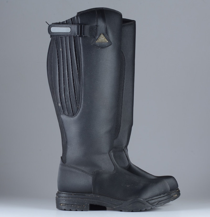 Women's Mountain Horse Rimfrost Rider Tall Boots with ...