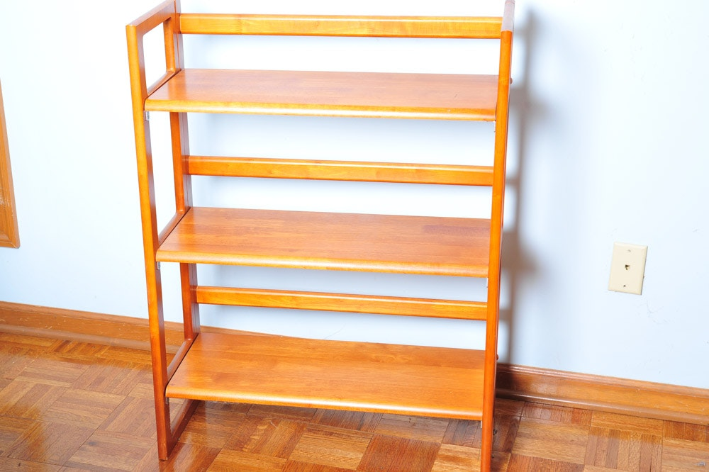 apple furniture folding bookcase