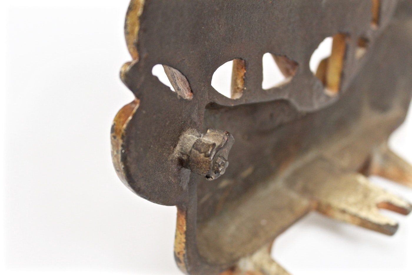 Cast iron ship door stop ebth