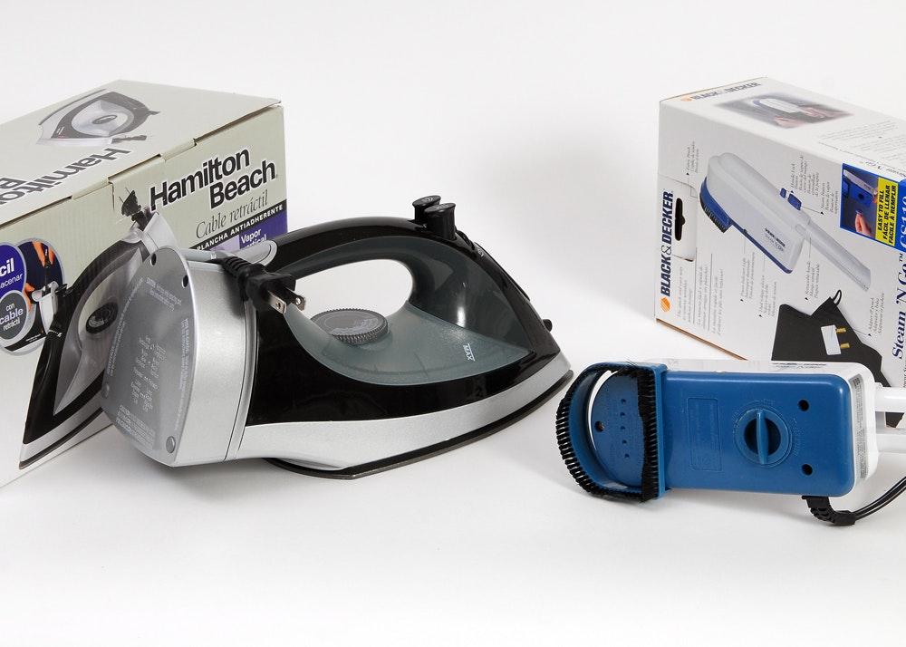 ... panasonic upright vacuum and sharper image handheld vacuum blower