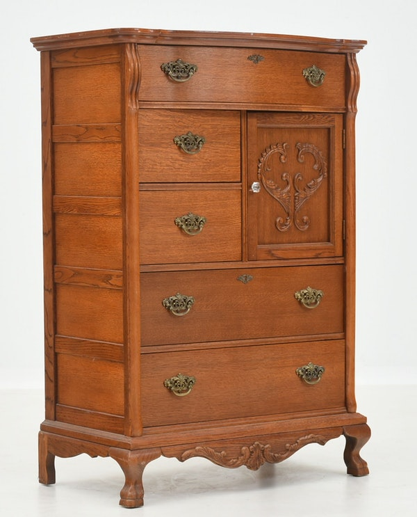 Lexington furniture victorian sampler collection chest - Lexington victorian bedroom furniture ...
