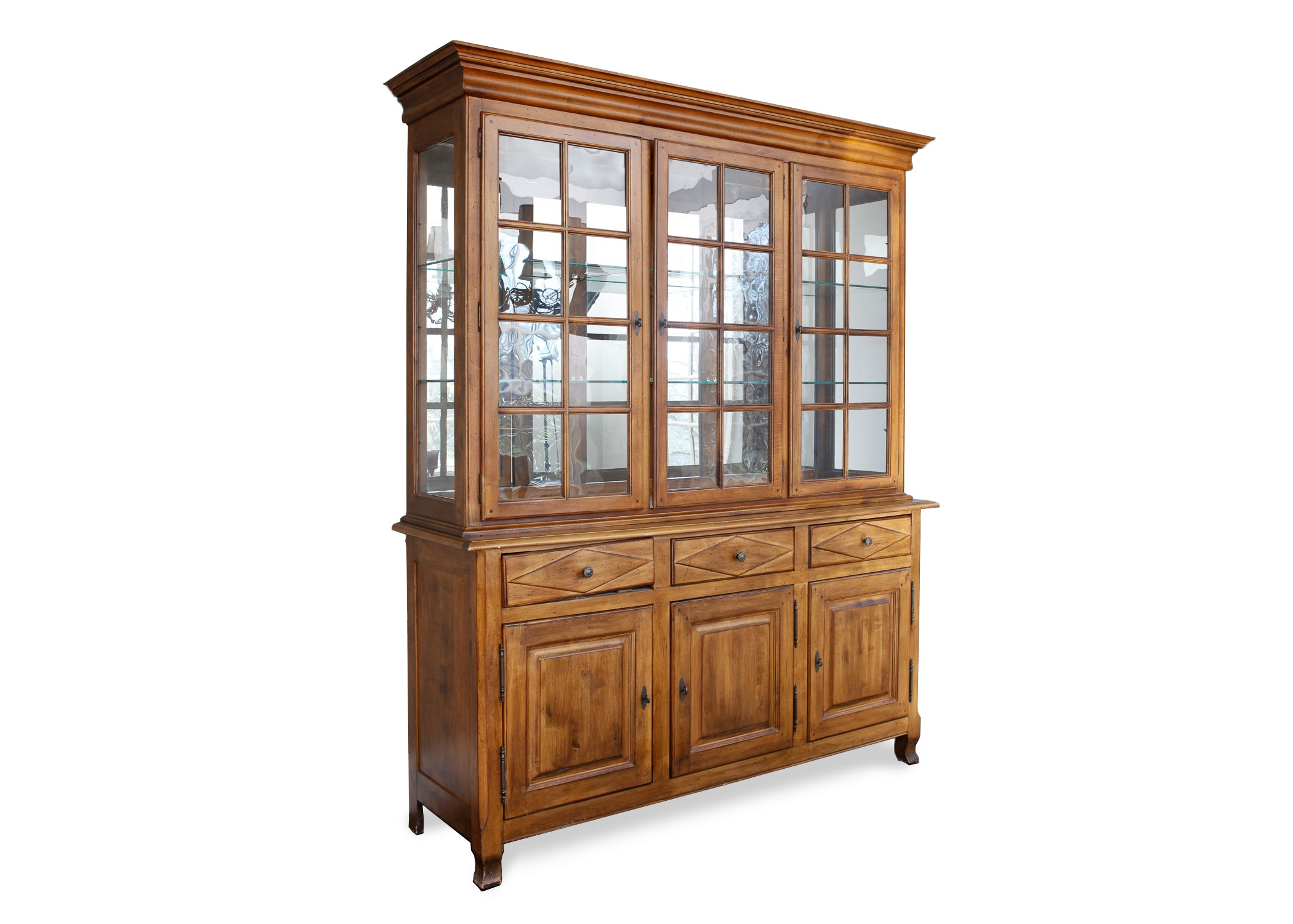 Lexington Southern Living Collection Cherry Cabinet ...