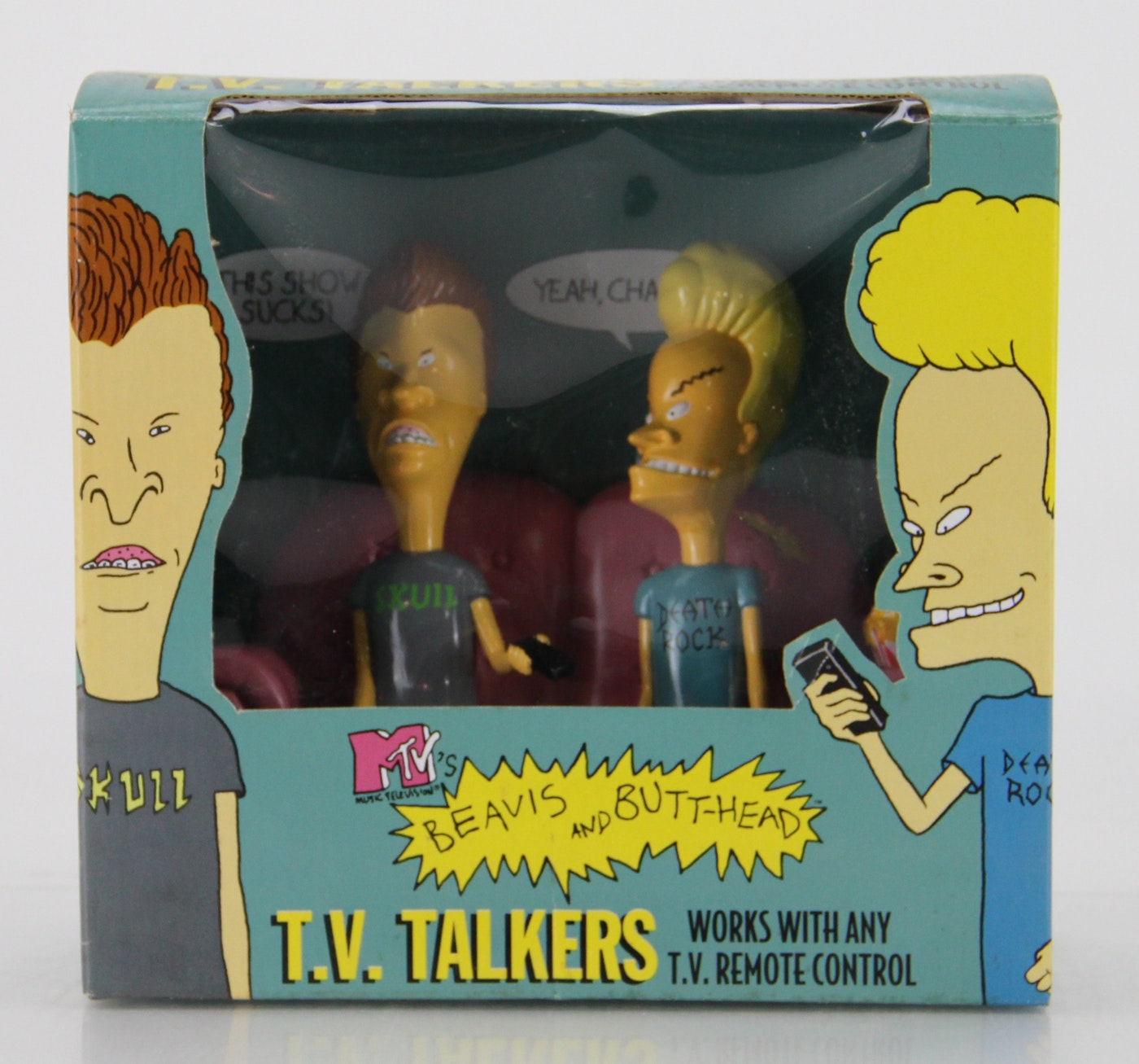 Beavis And Butt Head Tv Talkers Ebth