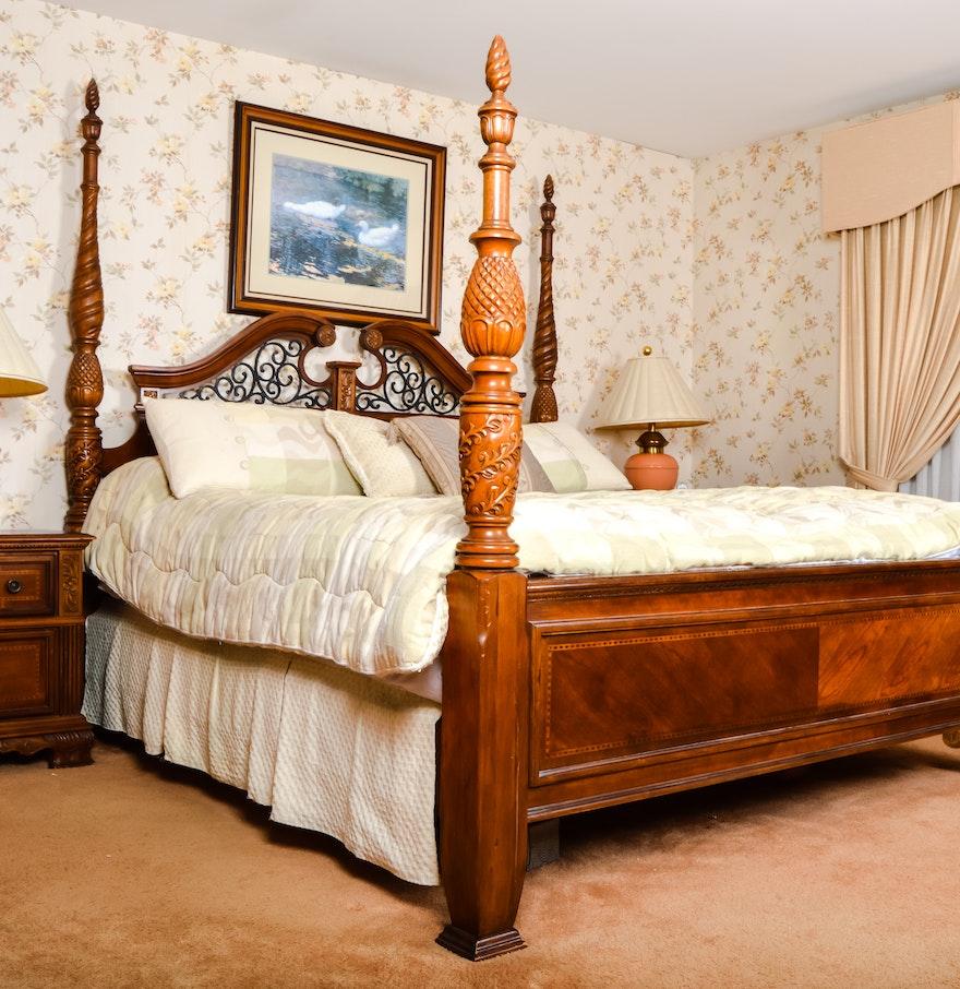 collezione europa king bed ebth