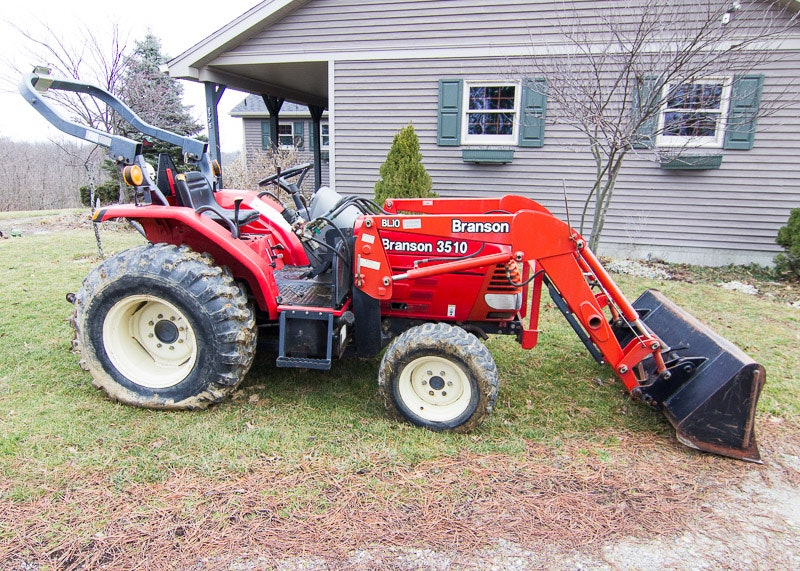 2004 branson 3510 4x4 tractor with scoop ebth rh ebth com