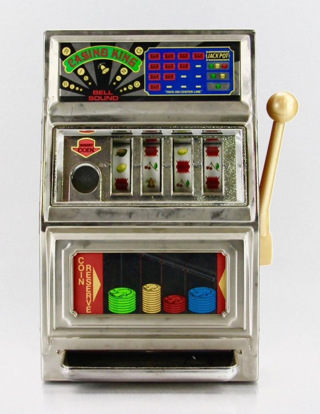 king of coin slot machine