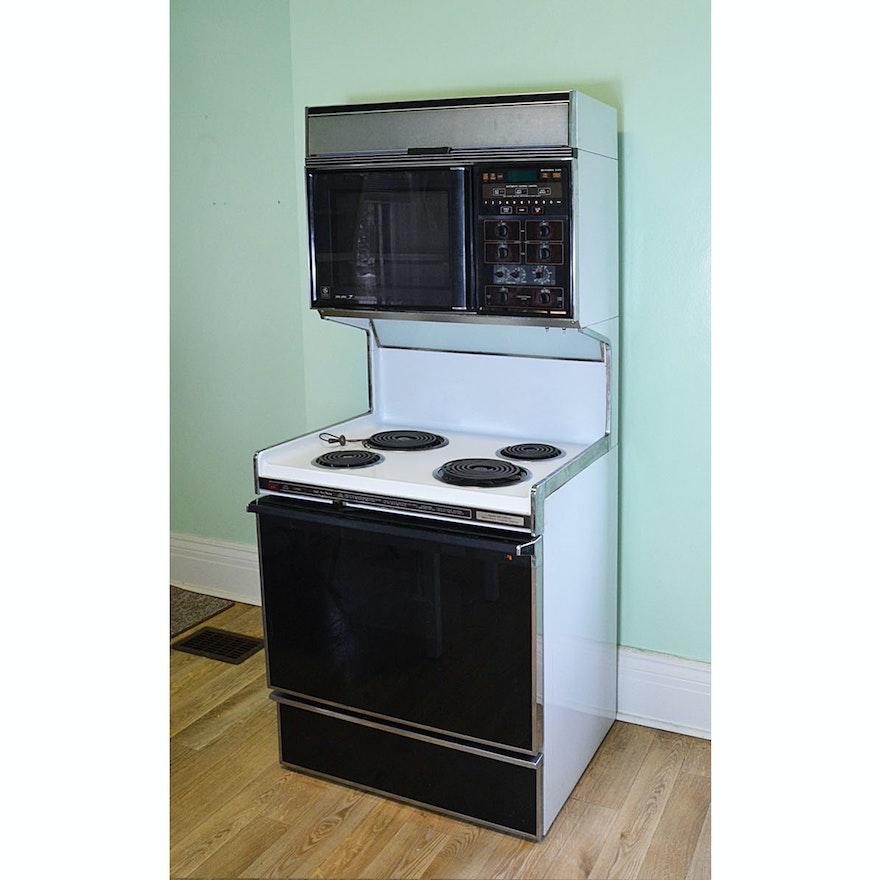 Ge Dual Wave Iii Microwave Oven Bestmicrowave