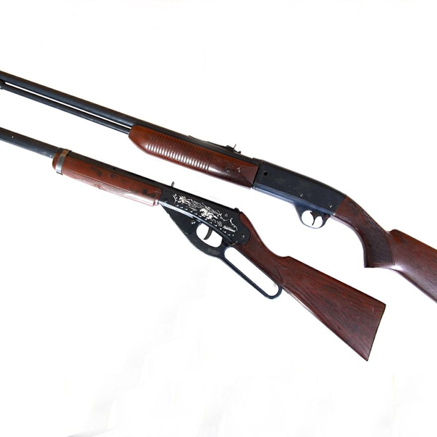 Pair of Daisy BB Guns