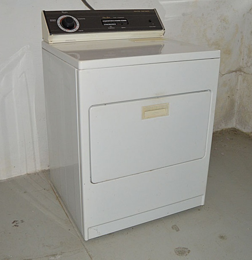 Whirlpool Electric Clothes Dryer Ebth