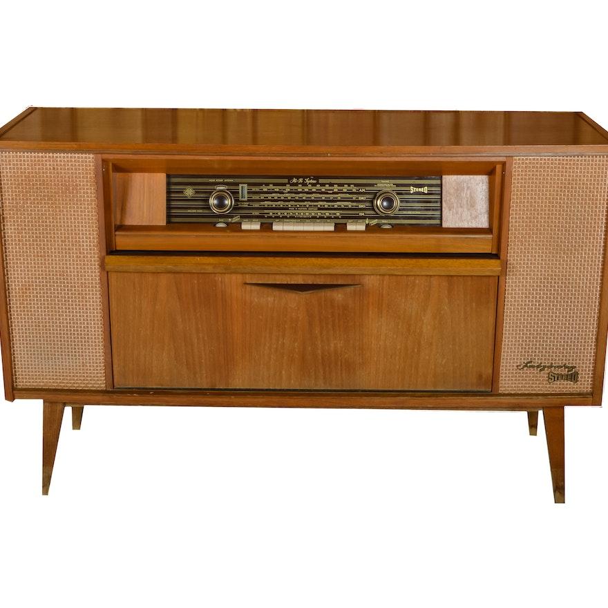 - Vintage Telefunken Stereo Cabinet : EBTH