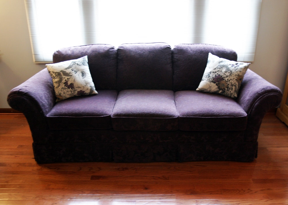 Clayton Marcus Traditional Sofa