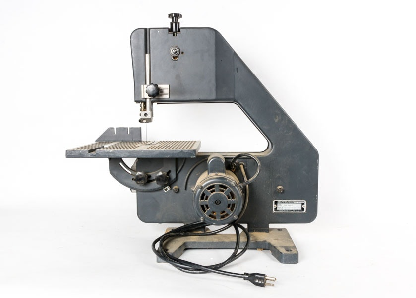 Sears Craftsman 10 Quot Band Saw Ebth