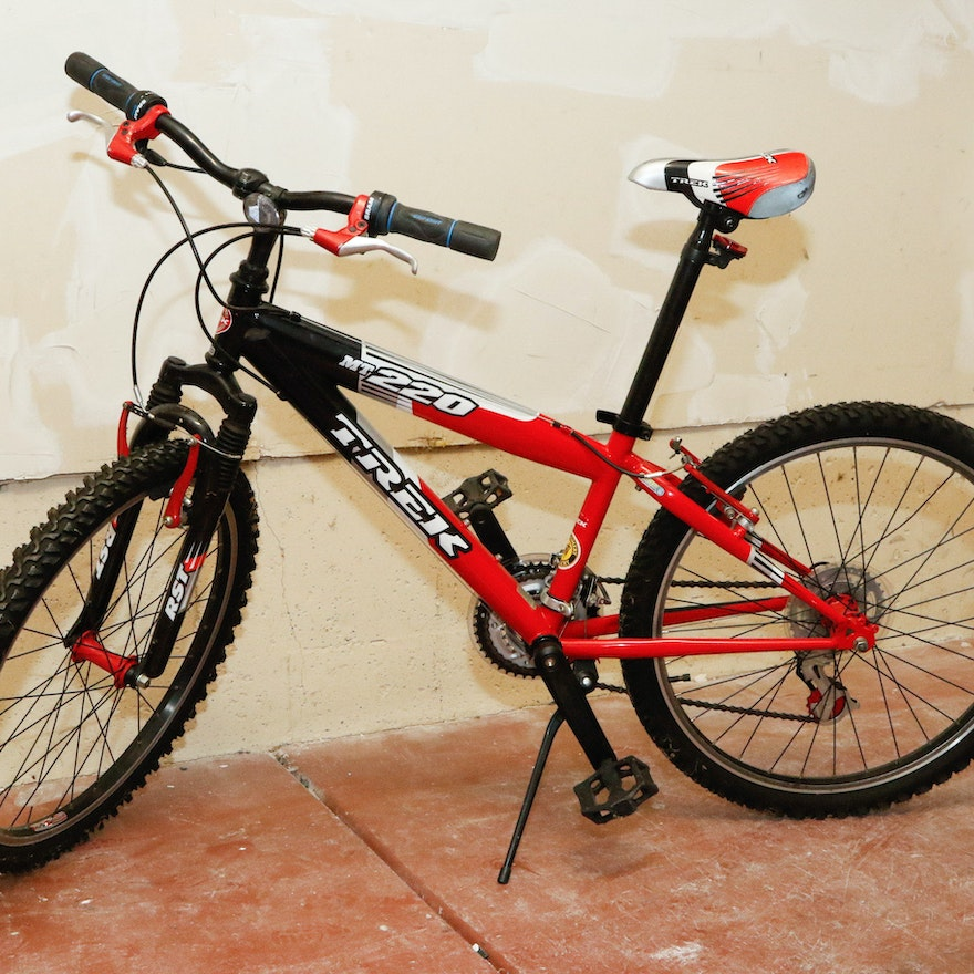 Trek Mt 220 Youth Mountain Bike Ebth
