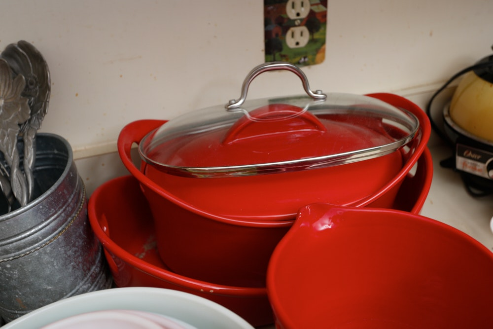 Vintage Le Creuset And Cookware Ebth