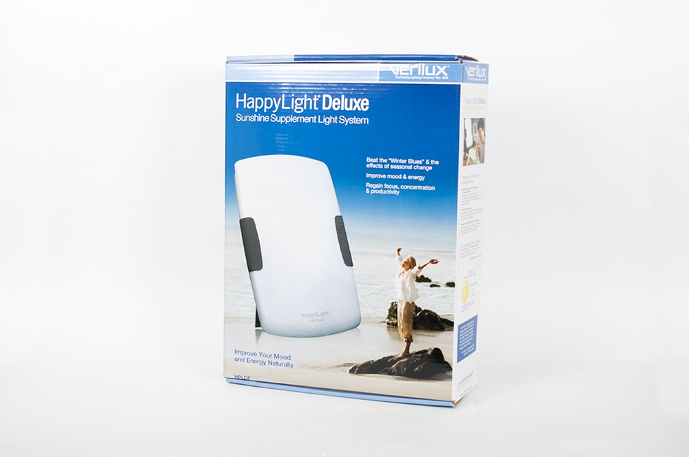 Verilux happy light deluxe