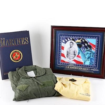 Collection of Marine Colonel Ed McMahon Memorabilia