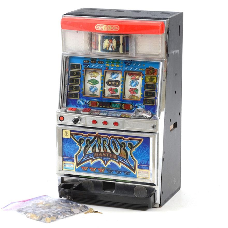 Tarot Master Slot Machine
