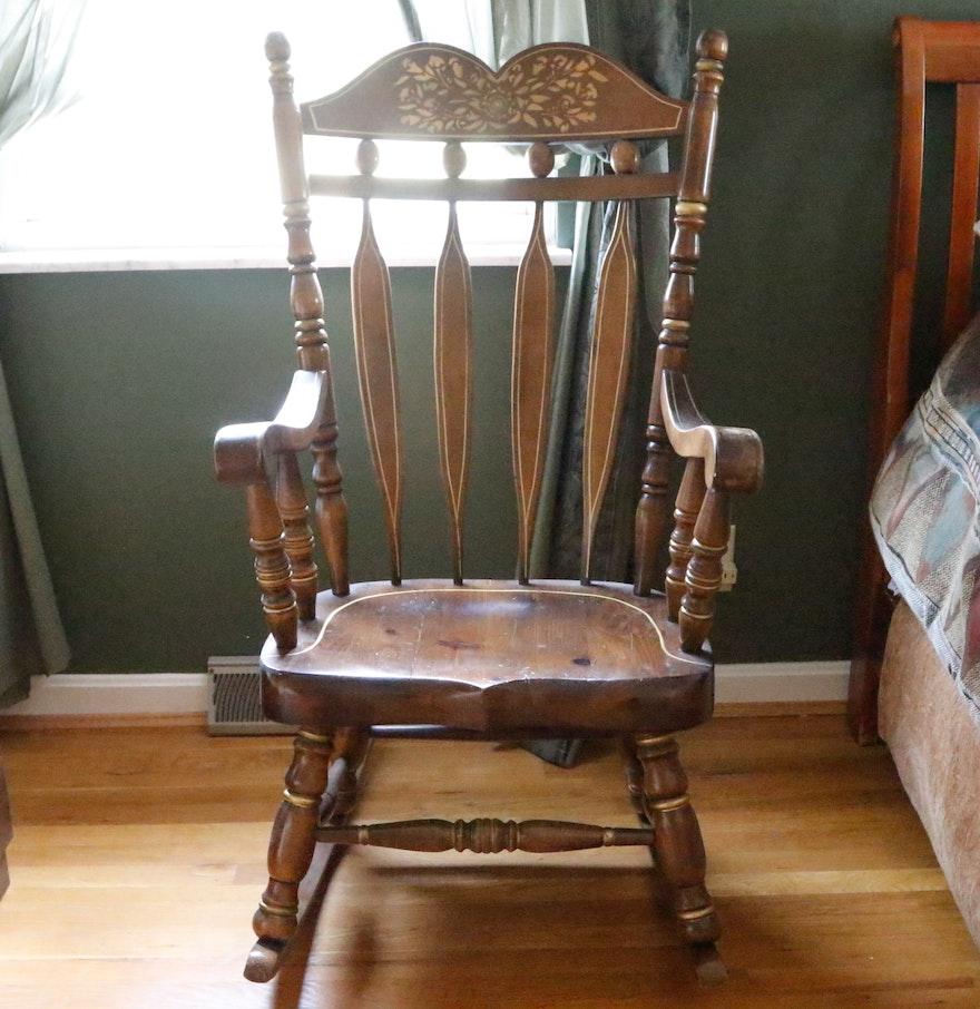 Virginia House Furniture Rocking Chair Osetacouleur