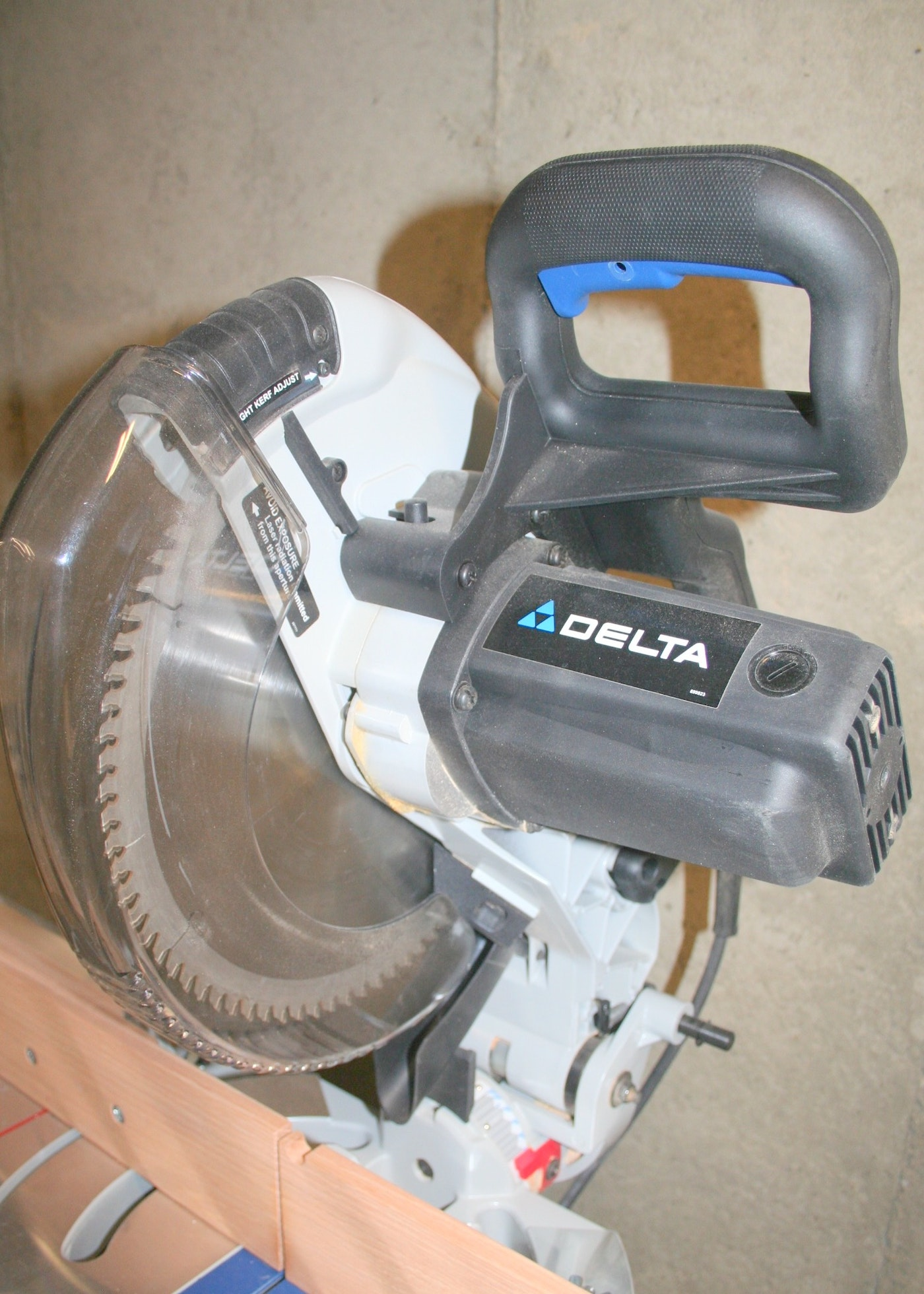 "Delta Universal 12"" Compound Laser Miter Saw and ..."