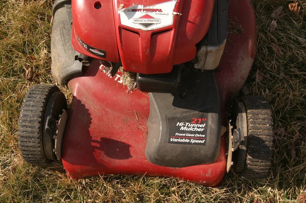 Craftsman 7 0 Horsepower Lawn Mower Ebth