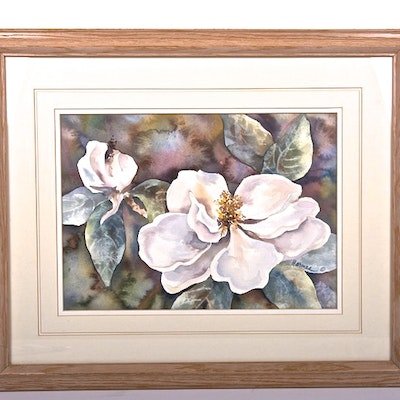 Watercolor Painting Auctions   Fine Art Watercolor Paintings in ...