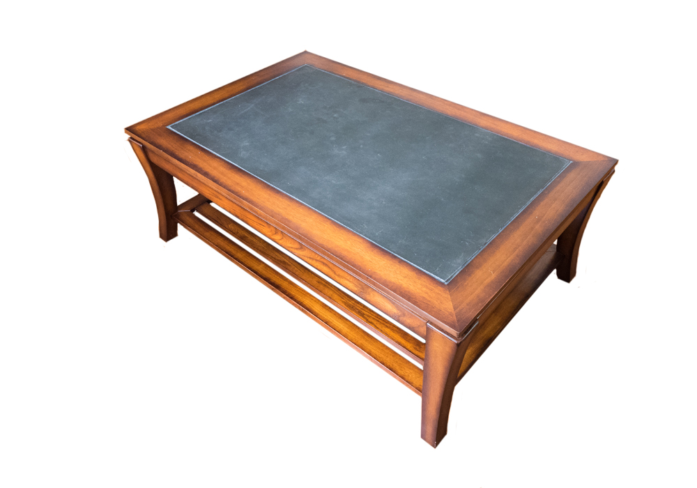 Fruitwood Coffee Table EBTH