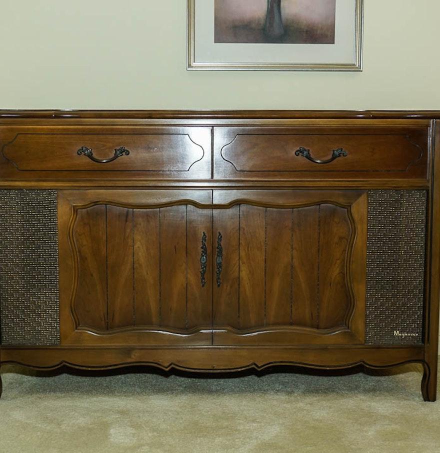 Design Record Player Cabinet 1960s magnavox imperial automatic record player cabinet ebth cabinet