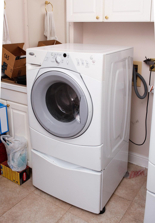 whirlpool duet sport washing machine