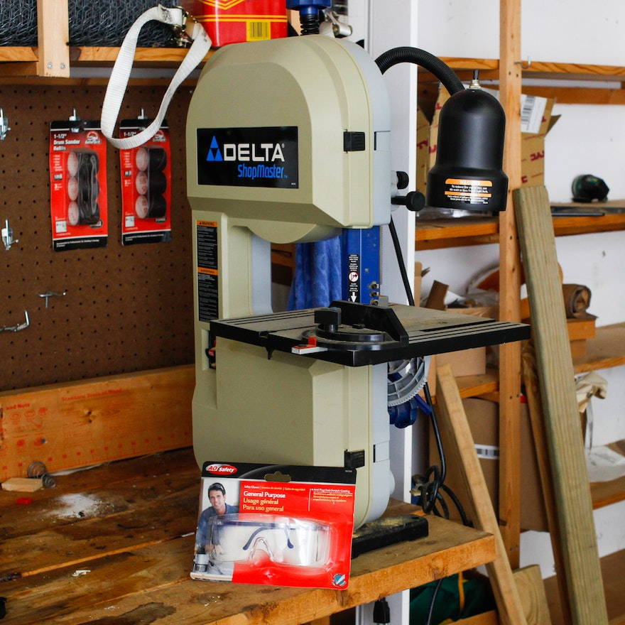 Delta Table Top Bandsaw Design Ideas