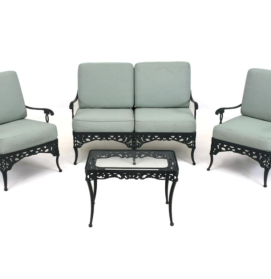 Brown Jordan Elegance Patio Furniture  EBTH - Jordan outdoor furniture
