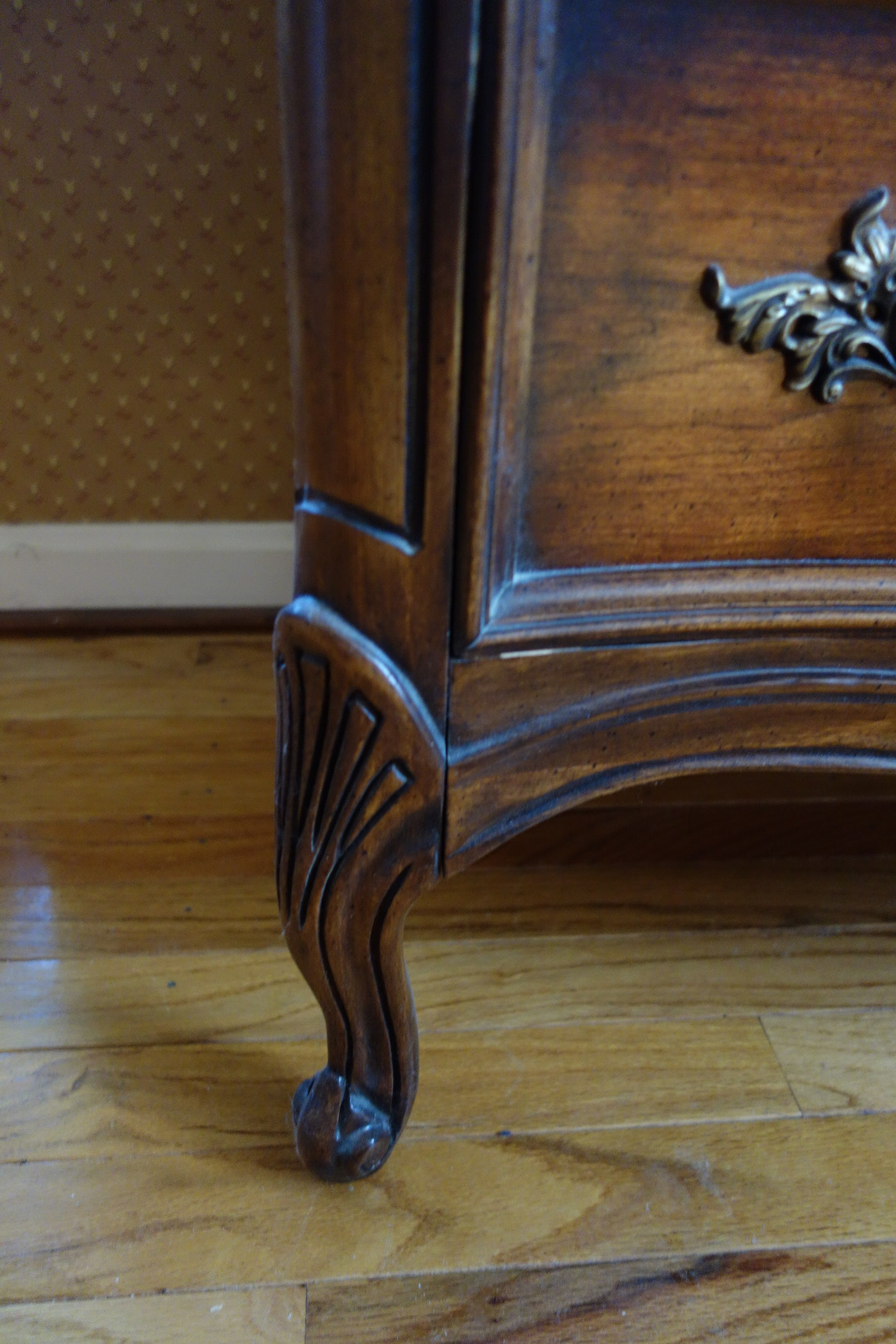Vintage Dixie Furniture French Provincial Bedroom Set 7