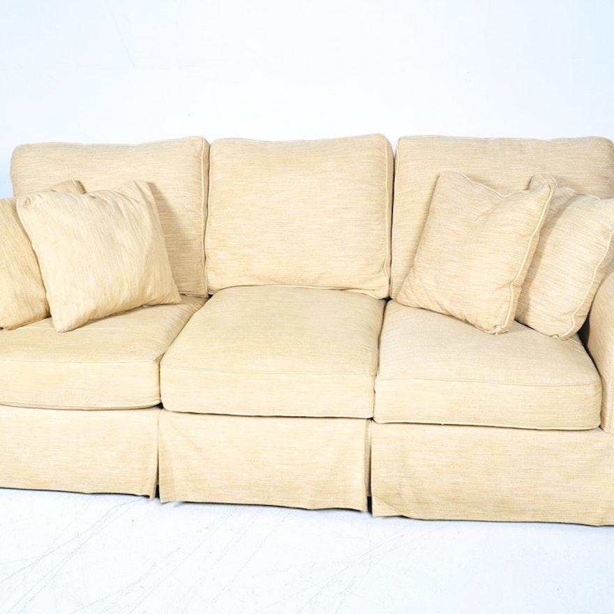 Camden Collection Neutral Sofa