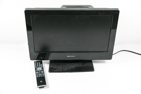 emerson 55 inch tv model and serial number location