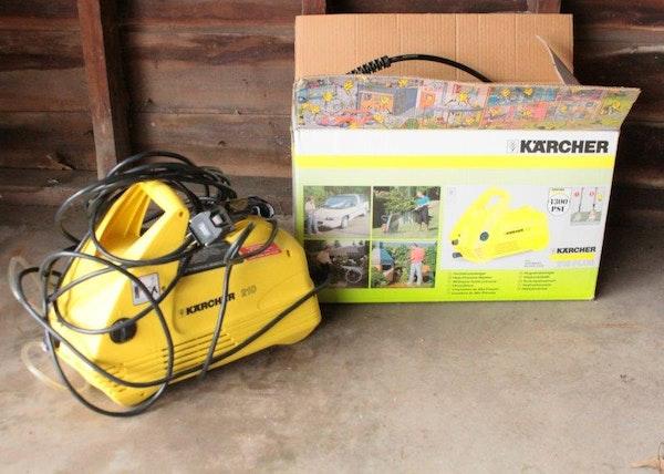 Karcher 210 Plus Power Washer Ebth