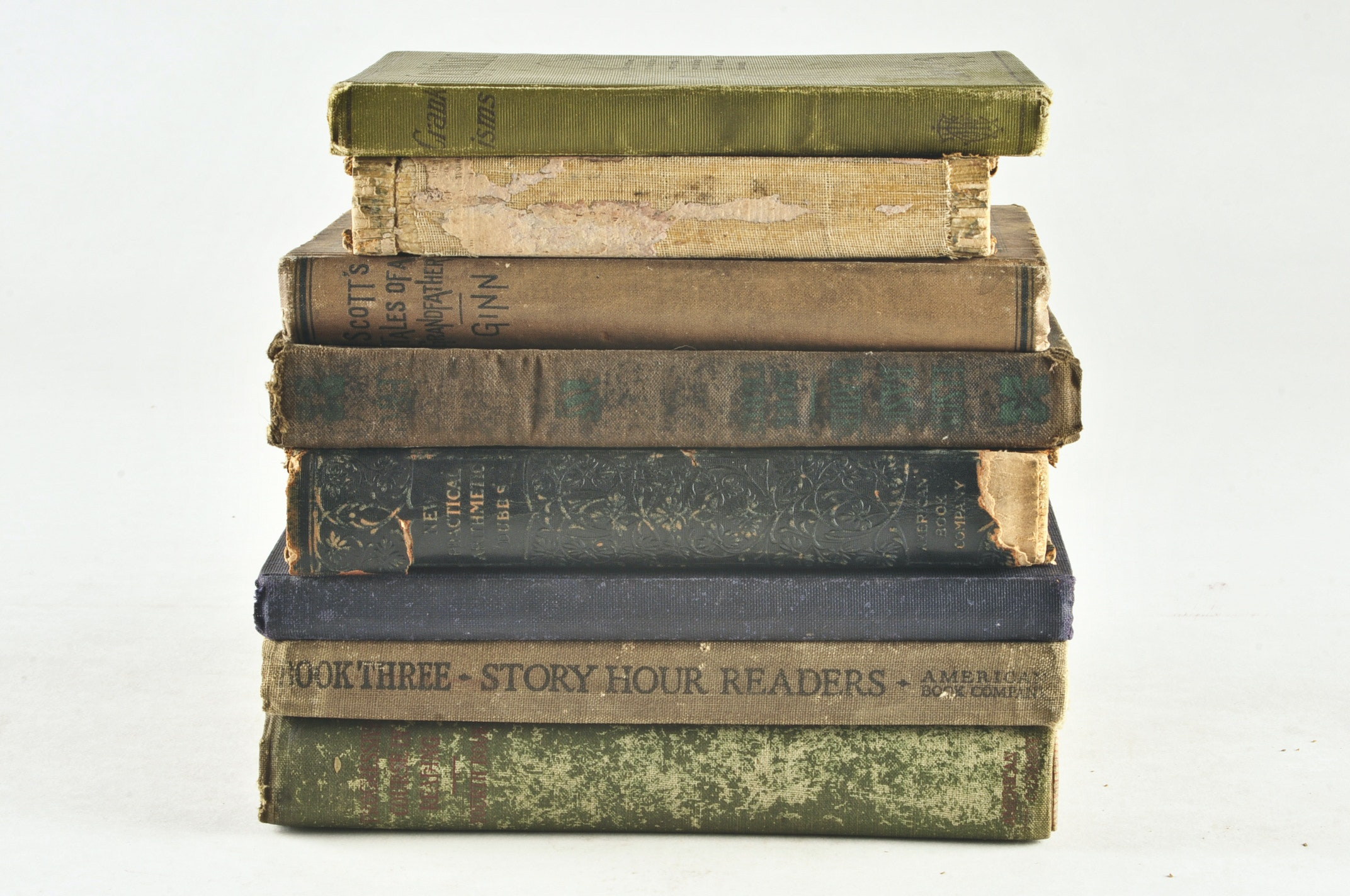 Eden Auto Sales Philadelphia >> Collection of Antique Primary School Textbooks : EBTH