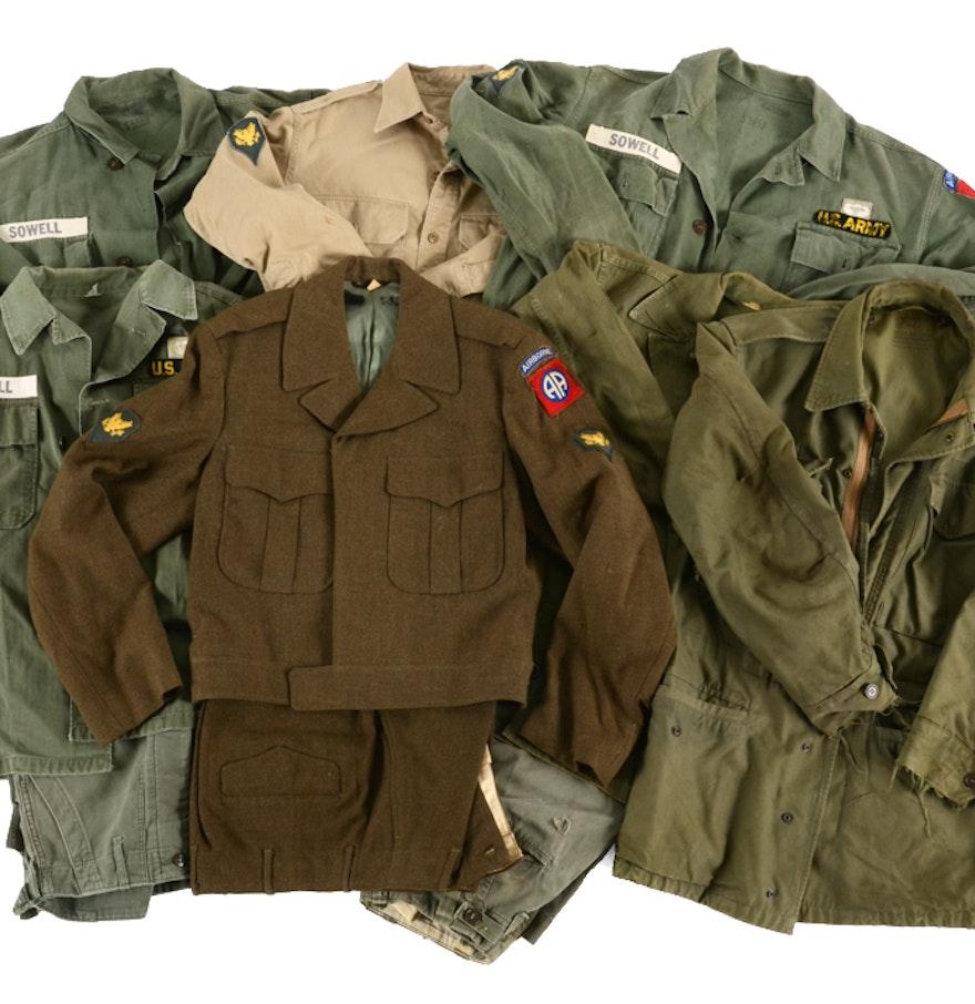 Korean War Army Uniform - Collage Porn Video-7946