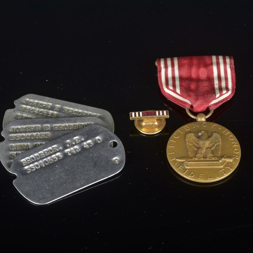 WWII Militaria