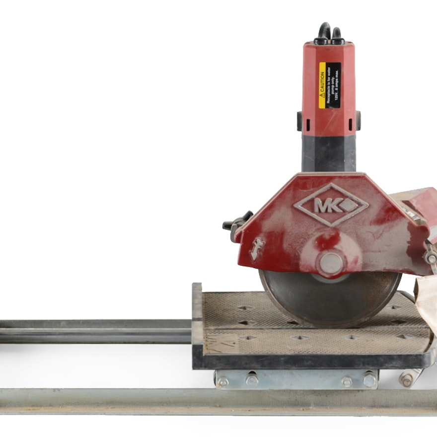 Model Mk 470 Tile Saw