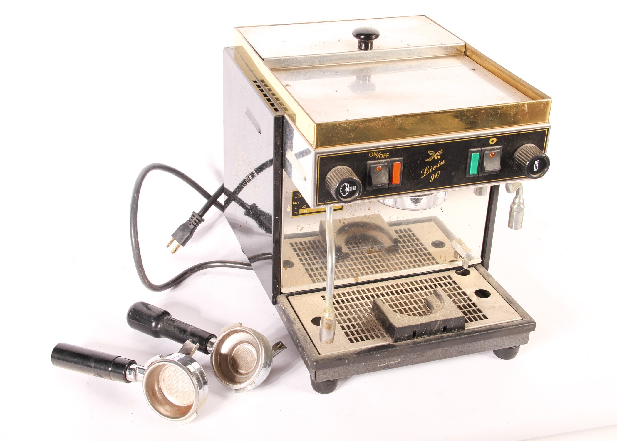 pasquini coffee machine