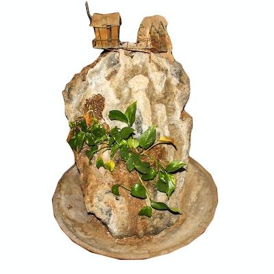 Rock Garden Sculpture