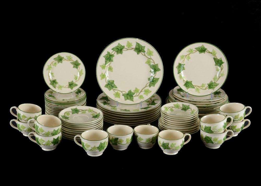 Franciscan  Ivy  Dinnerware Set ... & Franciscan