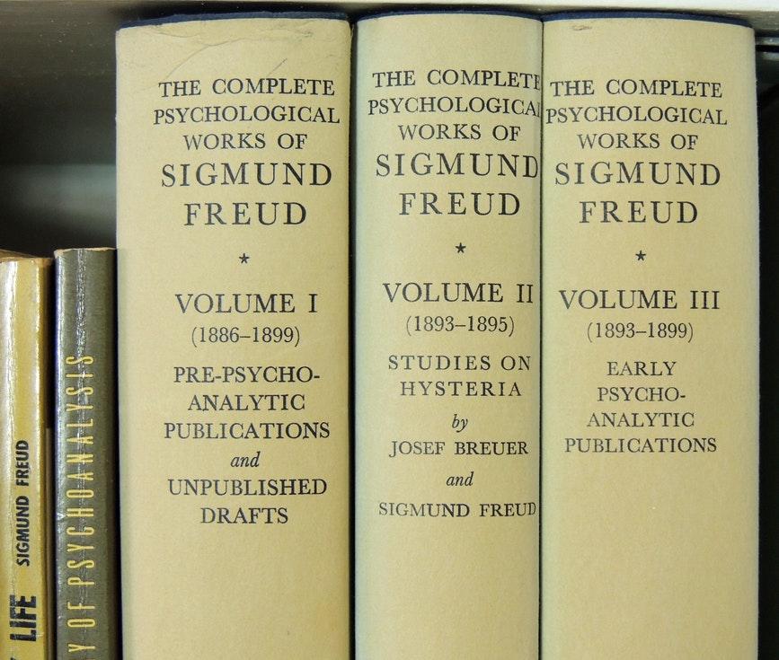 sigmund freud writings on art and literature Writings on art and literature (meridian: crossing aesthetics) by sigmund freud stanford university press, 1997-09-01 paperback good.